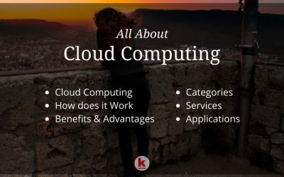 All About Cloud Computing