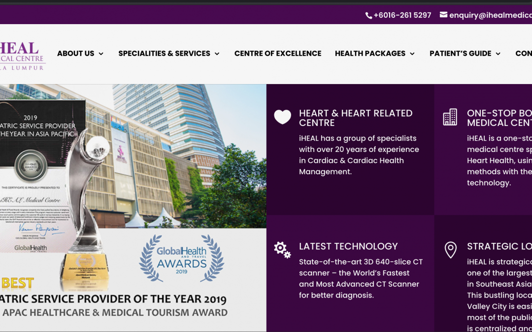 iHEAL Medical Centre