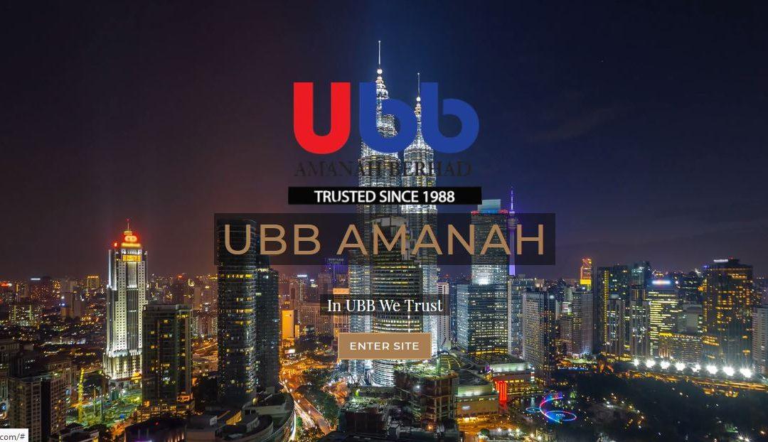 UBB Amanah Berhad